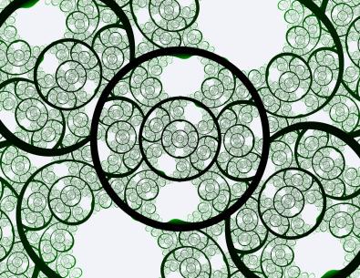 GreenCircleFractal